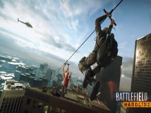 Postal: Escena del próximo Battlefield Hardline