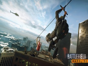 Escena del próximo Battlefield Hardline