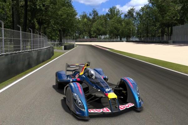 Red Bull x2010 en Gran Turismo 5