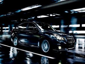 Postal: Subaru Legacy B4