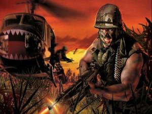 Soldado Battlefield Vietnam