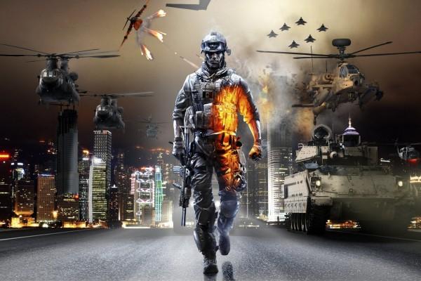 Ciudad Battlefield 3