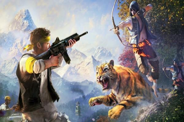 Videojuego Far Cry 4