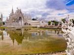 Templo Wat Rong Khun (Tailandia)