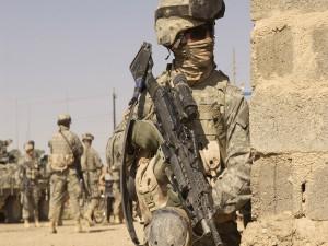 Postal: Soldados