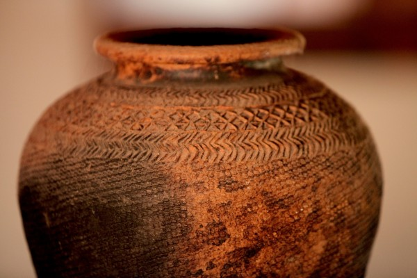 Una vasija