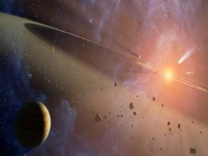 Estrella Épsilon Eridani