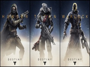 Postal: Guardianes de Destiny