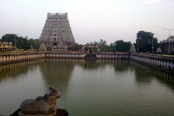 Templo de Chidambaram