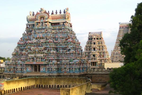 Templo Sri Ranganathaswamy (Tiruchirapalli, India)
