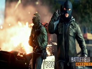 Imágen del juego Battlefield Hardline