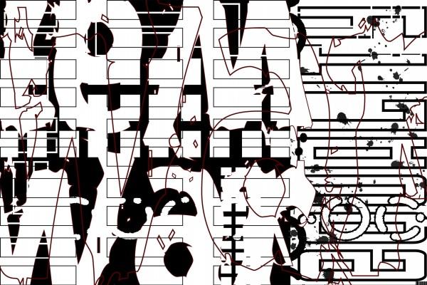 Letras blancas