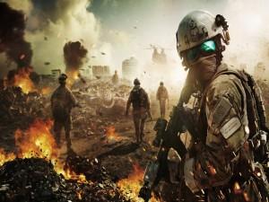 Postal: Soldado de Battlefield