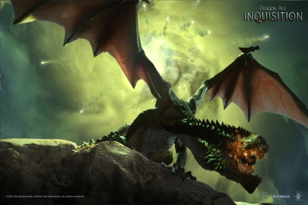 Videojuego Dragon Age: Inquisition