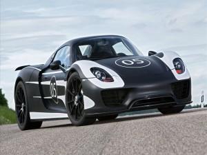 Postal: Un Porsche 918 Spyder