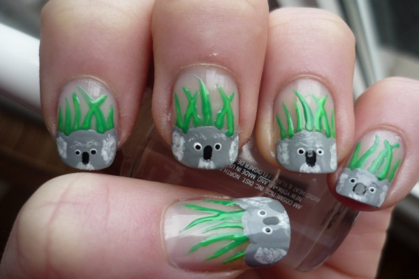 Uñas koala