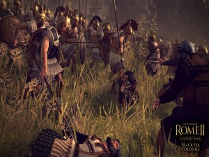 Postal: Total War: Rome II - Colonias del Mar Negro
