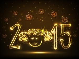 Esperando el Año Nuevo 2015