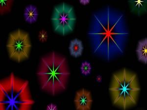 Explosiones de luz y color