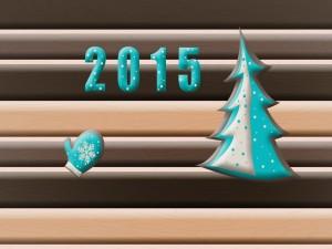 Postal: Se acerca el Nuevo Año 2015