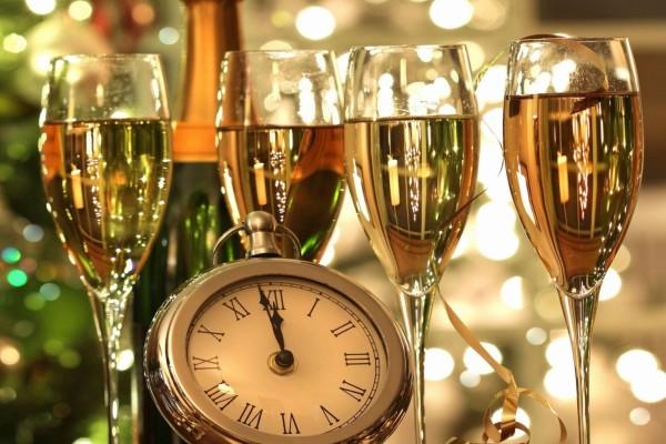 Pocos minutos para celebrar el Año Nuevo 2015