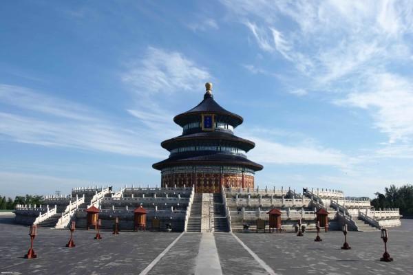 Salón de la Oración por la Buena Cosecha en el Templo del Cielo (China)