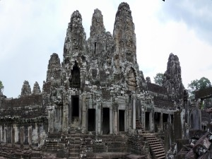 Ruinas del templo Angkor Wat