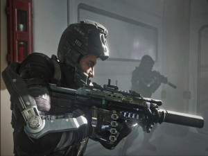 Videojuego Call of Duty: Advanced Warfare