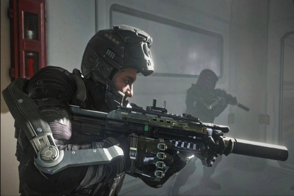 Videojuego Call of Duty: Advanced Warfare