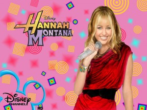 Hannah Montana y Disney Channel