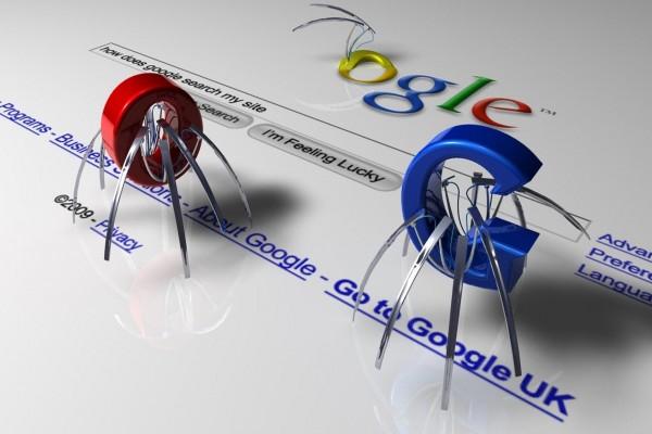 Rastreadores de Google