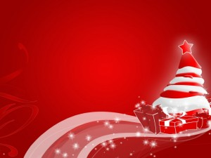 Postal: Postal de Navidad y Año Nuevo