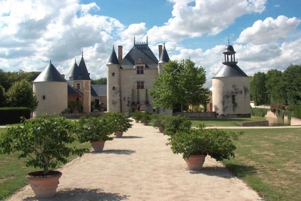 Castillo de Chamerolles (Francia)