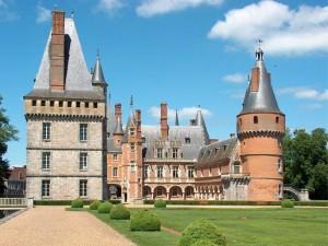 Castillo de Maintenon (Francia)