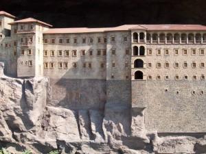 Réplica del Monasterio de Sumela