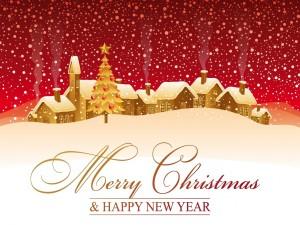 Mensaje para felicitar la Navidad y el Año Nuevo