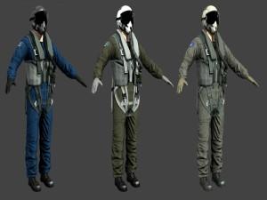 Pilotos de Battlefield 4