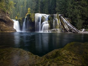 Bonitas cascadas