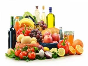 Postal: Alimentos saludables