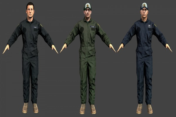 Battlefield 4, personajes con mono