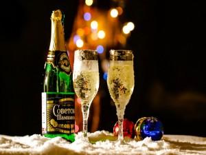 Festejando la Navidad