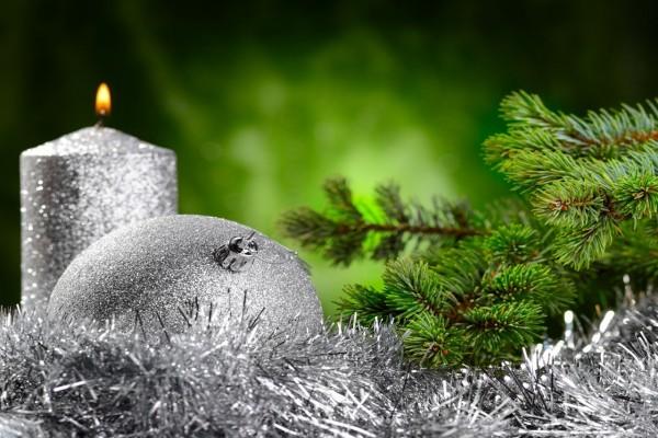 Bella decoración navideña