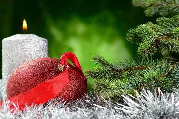 Hermosos adornos para Navidad