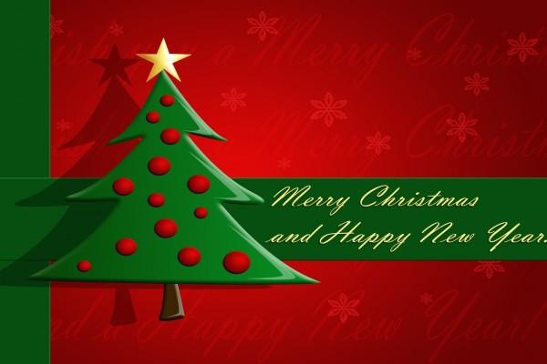 Mensaje para Navidad y Año Nuevo
