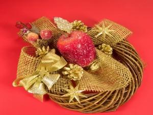 Adorno decorativo navideño