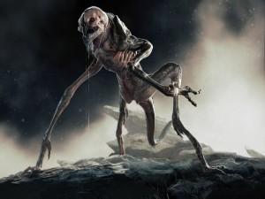 Monstruo extraterrestre