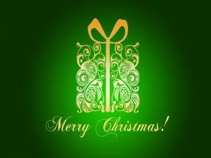 Postal: Deseos de Navidad