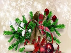 Postal: Un regalo de Navidad para usted