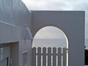 Blanco Mediterráneo