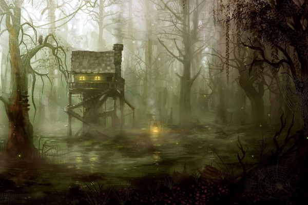 La casa del pantano